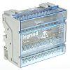 Legrand, 13 Pole Interface Module, DIN Rail Mount