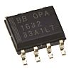 OPA1632D Texas Instruments, Audio Amplifier 180MHz, 8-Pin SOIC