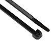 Legrand Black Cable Tie Nylon, 360mm x 3.5