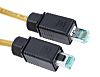 HARTING Green Cat6 Cable U/FTP PVC Male RJ45/Male