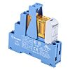 Finder, 230V ac DPDT Interface Relay Module, Screw
