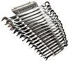 Gear Wrench 16 Piece Spanner Set