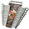 Gear Wrench 12 Piece Spanner Set