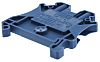 Phoenix Contact Blue UT 2.5 BU Feed Through Terminal Block, 26 → 12 AWG, 0.14 → 4mm², ATEX, 1 kV