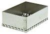 Perancea PLF Steel PCB Shielded Enclosure, 75 x 50 x 25mm