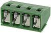 Phoenix Contact MKDS 1.5/4-5.08 4-pin PCB Terminal Strip, 5.08mm Pitch