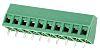 Phoenix Contact MKDS 1.5/10-5.08 10-pin PCB Terminal Strip, 5.08mm Pitch