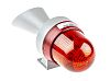 Werma 424 Horn Beacon 98dB, Red LED, 24 V ac/dc