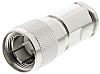 RS PRO 100Ω Straight Cable Mount Twinax Connector,