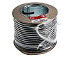 RS PRO 6 Core Screened Industrial Cable, 0.22 mm² (Euroclass Eca) Black 25m Reel