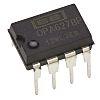 OPA627BP Texas Instruments, Precision, Op Amp, 16MHz, 8-Pin