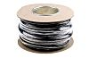 Câble multiconducteur RS PRO 440 V, 6 G 0,5 mm², 20 AWG Noir, 25m