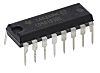 Texas Instruments CD40193BE 4-stage Through Hole Binary Counter, 16-Pin PDIP