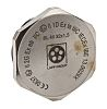Lapp ATEX M32 Plug, Nickel Plated Brass, Threaded,