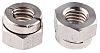 RS PRO, M8, 13mm Plain Aerotight Lock Nut