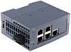 Siemens Ethernet Switch, 5 RJ45 port DIN Rail