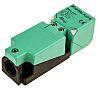 Pepperl + Fuchs Inductive Sensor - Block, PNP-NO