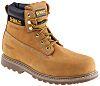 DeWALT Explorer Honey Steel Toe Capped Mens Safety Boots, UK 9, EU 43