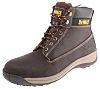 DeWALT Apprentice Brown Steel Toe Capped Mens Safety Boots, UK 9, EU 43