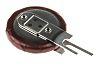 Pile bouton rechargeable Panasonic 3V, 7mAh, 12.5mm, Lithium Vanadium Pentoxyde, VL1220
