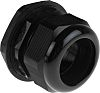 RS PRO M63 Cable Gland With Locknut, Nylon,