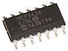 Microchip, Quad 18-bit- ADC 0.004ksps, 14-Pin SOIC