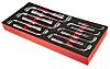 Facom 13 Piece Steel Box Wrench Set