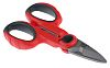 Facom 144 mm Stainless Steel Electricians Scissors
