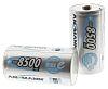 Ansmann MaxE Ansmann NiMH Rechargeable D Batteries, 8.5Ah