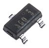 P-Channel MOSFET, 2 A, 30 V, 3-Pin SOT-23