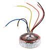 RS PRO 230V ac, 2 x 12V ac Toroidal Transformer, 50VA 2 Output