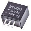 Recom Through Hole Switching Regulator, 15V dc Output
