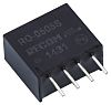 Recom RO 1W Isolated DC-DC Converter Through Hole, Voltage in 4.5 → 5.5 V dc, Voltage out 5V dc