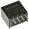 Recom RI 2W Isolated DC-DC Converter Through Hole,