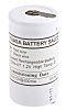 Yuasa NiCd Rechargeable D Batteries, 4000mAh