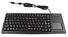Cherry Touchpad Keyboard Wired USB Compact, QWERTY (UK)
