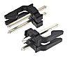 Molex, KK 396, 41671, 2 Way, 1 Row, Straight Pin Header