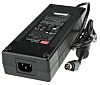 Mean Well 20V dc Power Supply, 11A, 3-Pin
