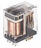 TE Connectivity 4PDT Plug In Latching Relay -