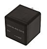 TE Connectivity, 24V dc Coil Automotive Relay SPDT, 40A Switching Current PCB Mount Single Pole, V23134A0053G243