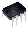 Microchip TC4420CPA Low Side MOSFET Power Driver, 6A