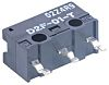 SPDT-NO/NC Pin Plunger Microswitch, 100 mA @ 30 V dc