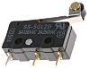 SPDT-NO/NC Roller Lever Microswitch, 5 A @ 125