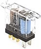Omron SPDT Non-Latching Relay Panel Mount, 5V dc