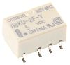 Omron DPDT Surface Mount Latching Relay - 1