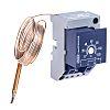 Jumo Thermostat, Schließer/Öffner, 0°C +120°C, 16A ac, Kapillargefäß