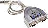 Kabel USB, dł. 0.6m, kolor: Przezroczysty