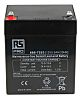 RS PRO Lead Acid Battery - 12V, 5Ah