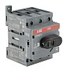 3 Pole DIN Rail Non Fused Isolator Switch,