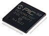 Microchip マイコン, 100-Pin TQFP PIC32MX795F512L-80I/PT